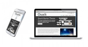 theme WordPress quark responsive